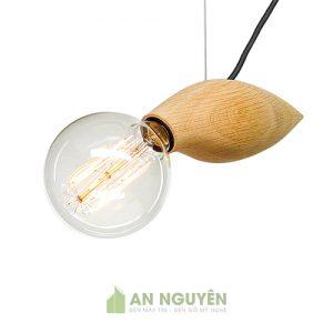 Đèn gỗ hình con Ong An Nguyên