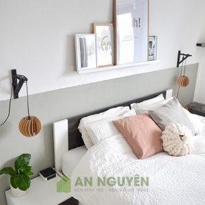 Đèn gỗ Đèn gỗ thả trần và để bàn trang trí phòng ngủ DG044