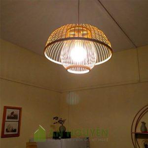 đèn-mây-tre-đan-hình-nấm-trang-trí-nhà-hàng-An-Nguyen