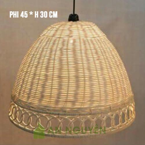 Hình-ảnh-Mẫu-đèn-mây-tre-đan-có-khoen-tròn-trang-trí-quán-cafe-Phi-45-H-30cm