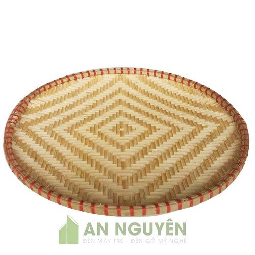 Mẹt tre đan trang trí vách quán ăn, mẹt bún đậu nhiều size