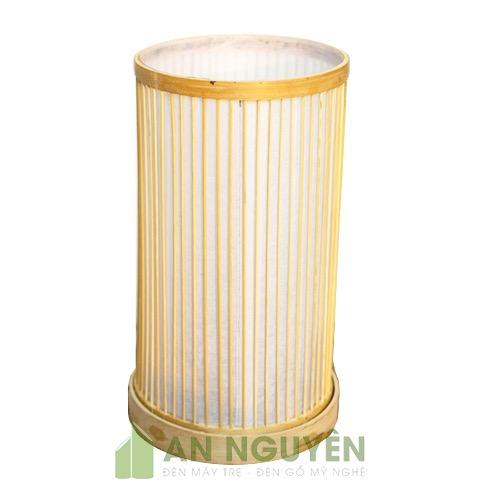 Đèn Mây Tre: Mẫu đèn tăm tre để bàn, để sàn phòng thiền, spa thư giãn