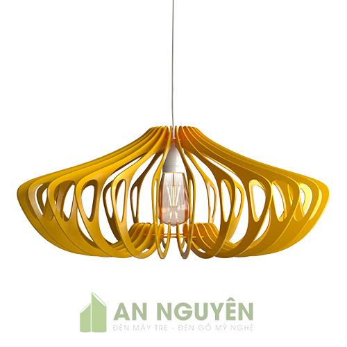 Đèn-Gỗ--Mẫu-đèn-gỗ-thả-trần-trang-trí-phòng-khách-nhà-gỗ