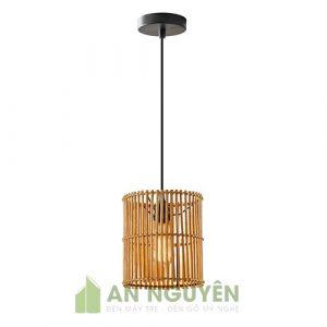 Đèn thả mây tre đan, đèn dây đay trang trí giá rẻ ở tphcm - An Nguyên Lighting