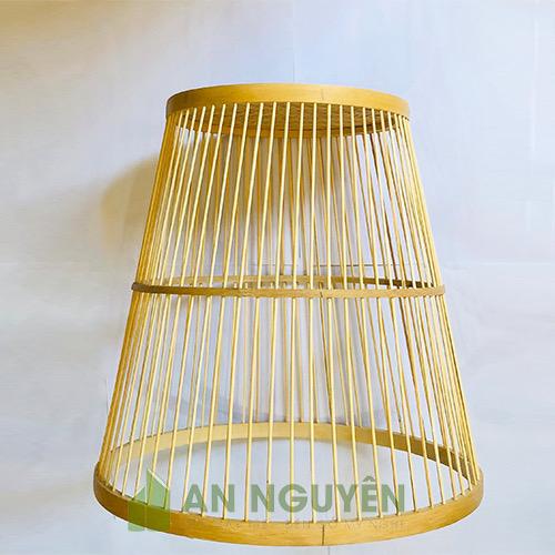 Đèn Mây Tre: Chụp đèn tăm tre đan trang trí giá rẻ ở TPHCM