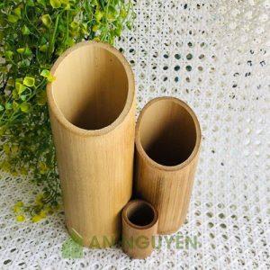 Ống đũa tre dùng cho các quán ăn dân giã quán đồng quê