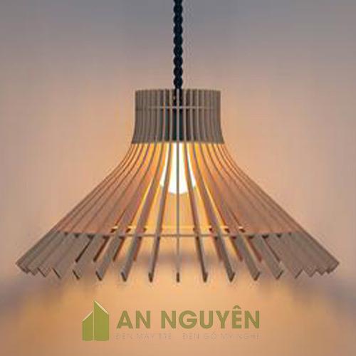 Đèn Gỗ: Mẫu đèn gỗ trang trí bàn ăn ở TP Hồ Chí Minh