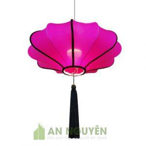 Đèn Vải: Mẫu lồng đèn vải trang trí quán ăn, đèn lồng Hội An